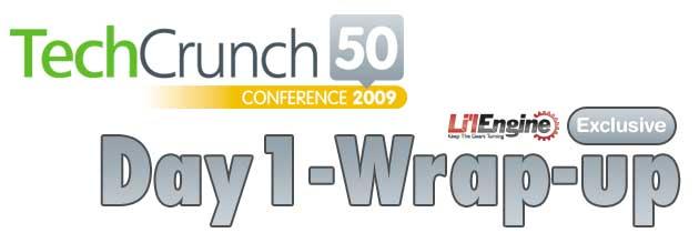 li'l engine techCrunch50 Wrap-up