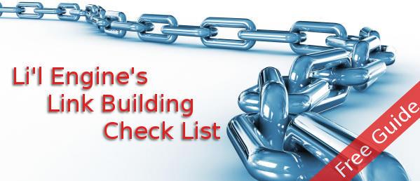 Link Building checklist