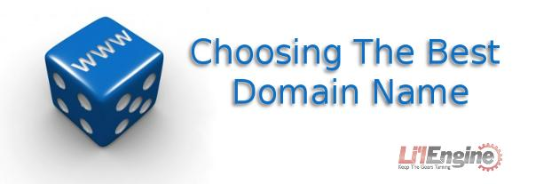 choosing domain names