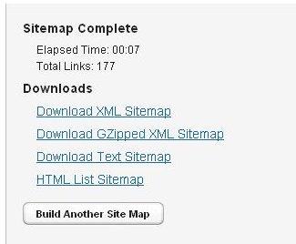 tools sitemap