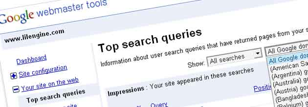 Top Google Searches. top search queries - Google