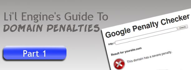 Guide To Google Penalties