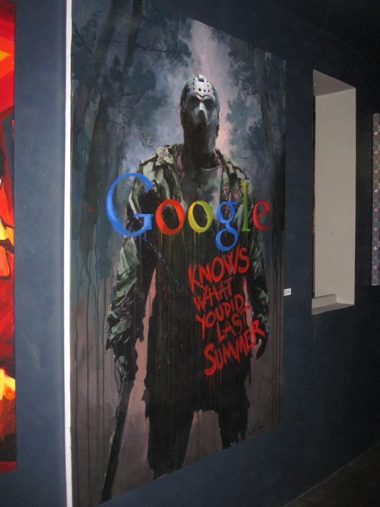 Google Knows what you did last summer
