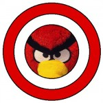 target angry bird