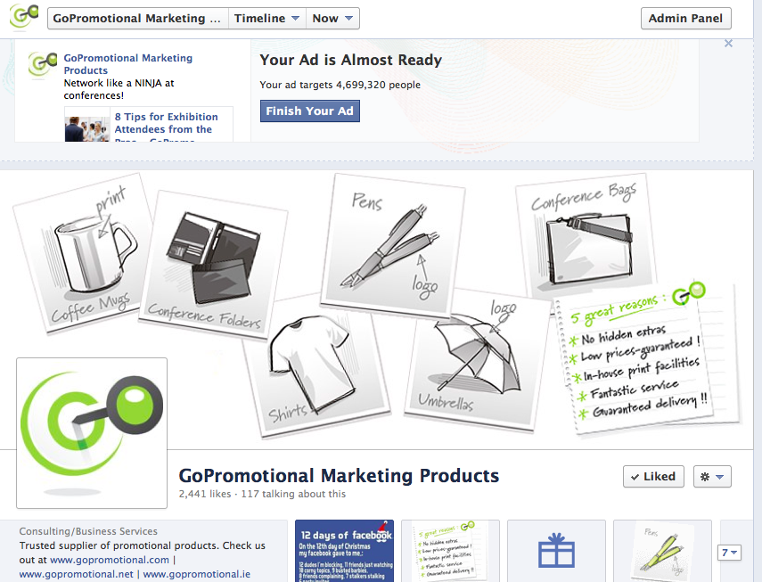 SEO Moves - Facebook Ads Fail - Finish Your Ad