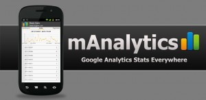 SEO Moves - Mobile Analytics Apps - mAnalytics Pro